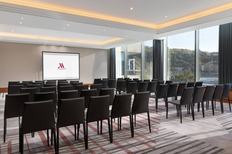 Budapest Marriott Hotel-View 5-6 - Theater Setup<br/>Image from Leonardo