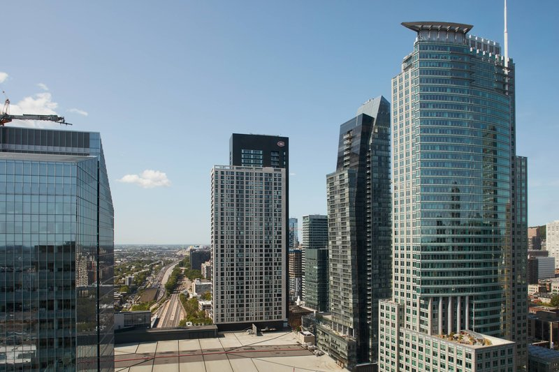 Montreal Marriott Chateau Champlain-West City View - High-Floor<br/>Image from Leonardo