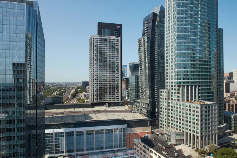 Montreal Marriott Chateau Champlain-West City View - Mid-Floor<br/>Image from Leonardo