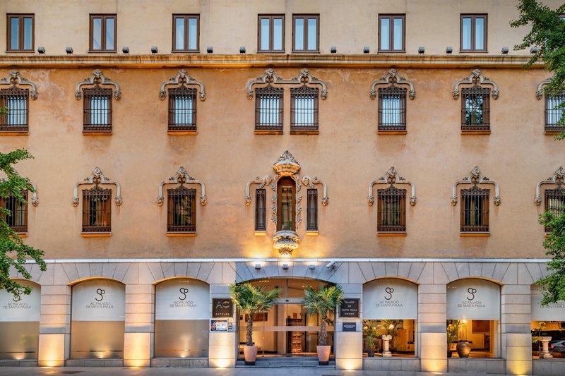 Autograph Collection Hotel Palacio De Santa Paula-Exterior<br/>Image from Leonardo