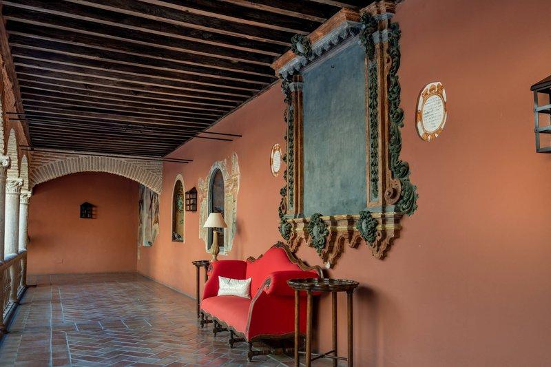 Autograph Collection Hotel Palacio De Santa Paula-Cloister Detail<br/>Image from Leonardo