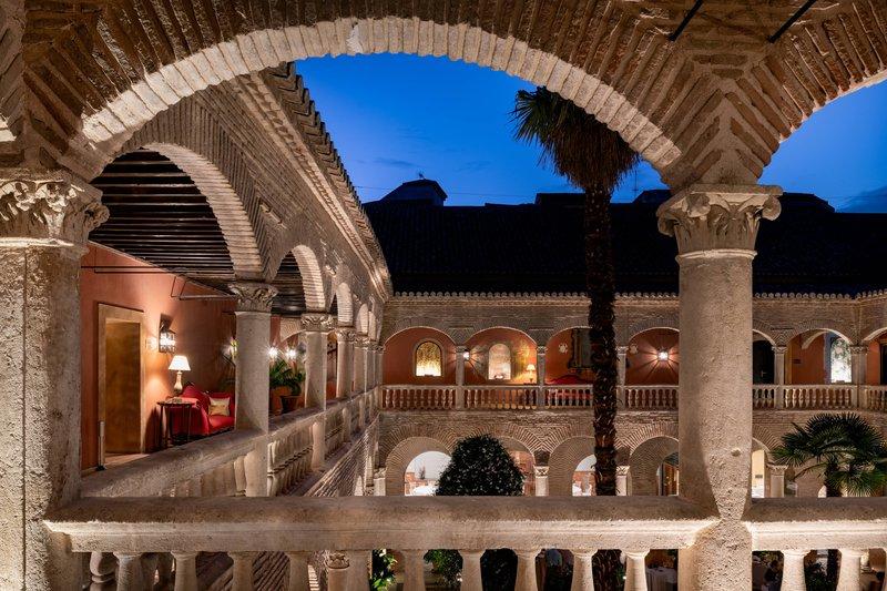 Autograph Collection Hotel Palacio De Santa Paula-Cloister<br/>Image from Leonardo