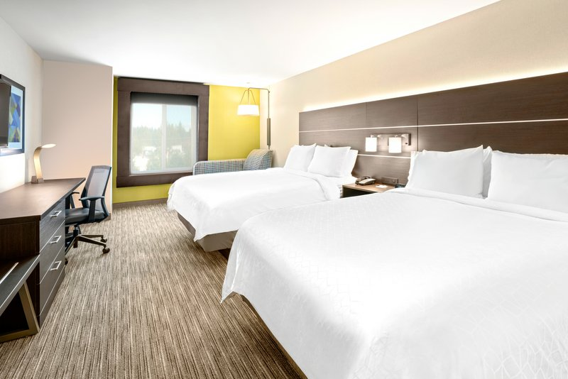 Holiday Inn Express & Suites Marysville-Two Queen Beds Nonsmoking <br/>Image from Leonardo