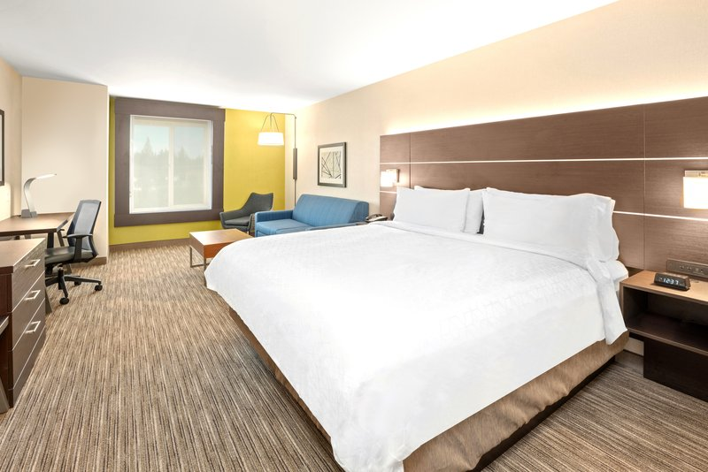 Holiday Inn Express & Suites Marysville-1 King Bed Suite Nonsmoking <br/>Image from Leonardo