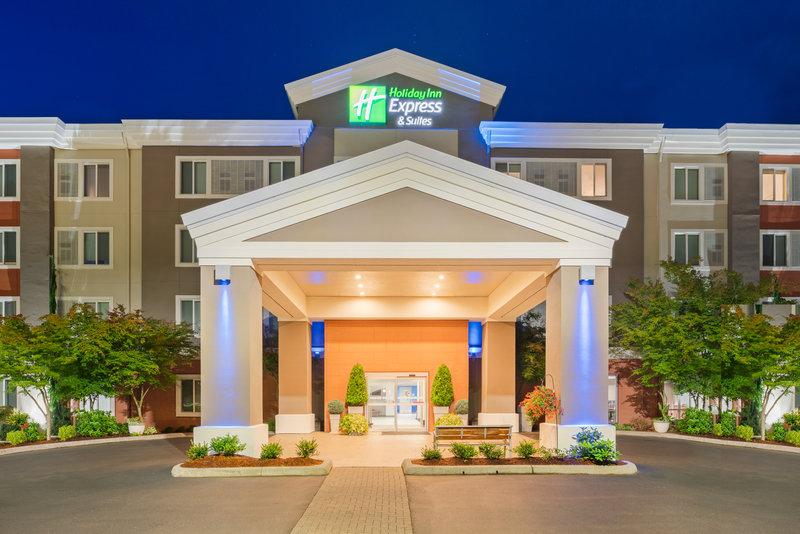 Holiday Inn Express & Suites Marysville-Hotel Exterior<br/>Image from Leonardo