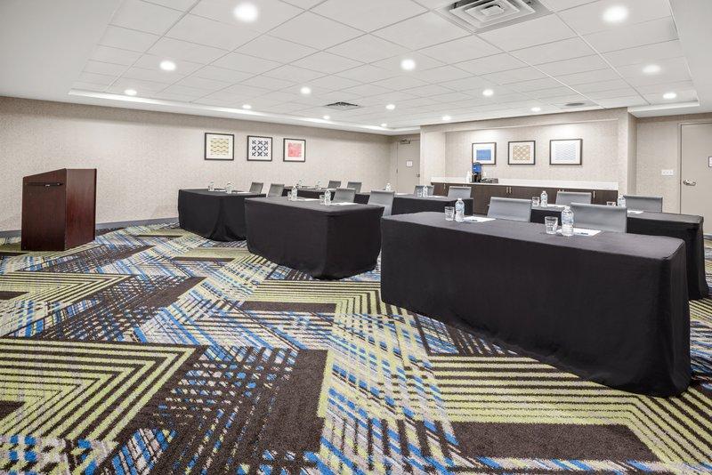 Holiday Inn Express & Suites Marysville-Meeting Room <br/>Image from Leonardo