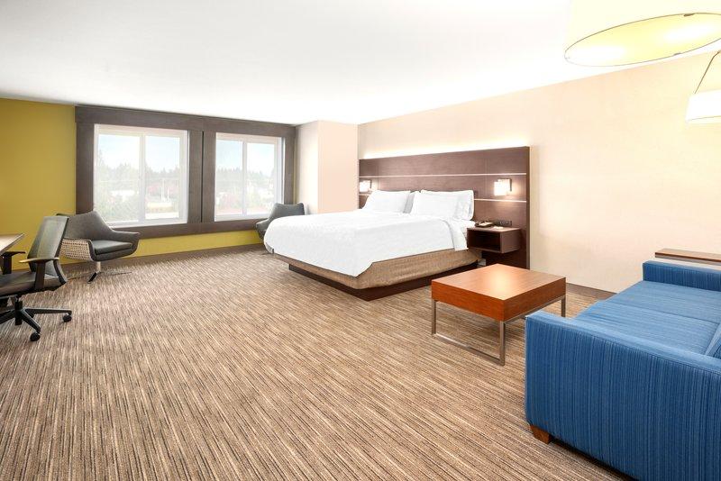 Holiday Inn Express & Suites Marysville-1 King Bed Honeymoon Suite Nonsmoking <br/>Image from Leonardo