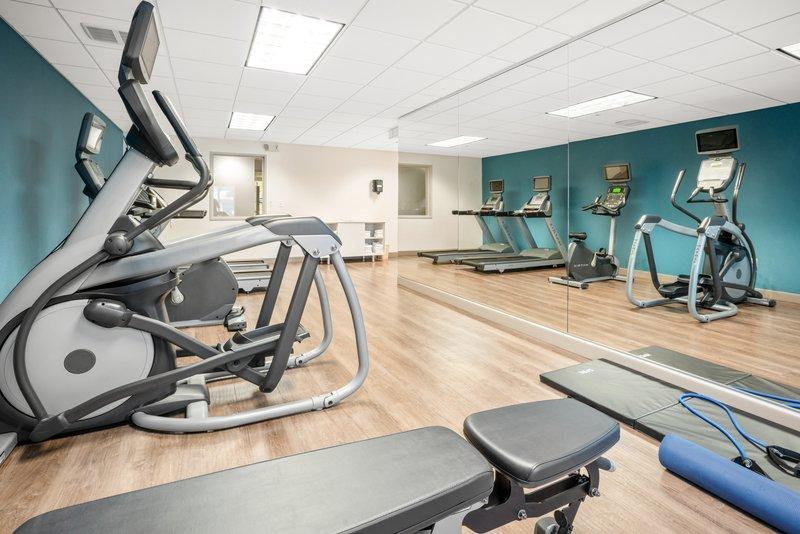 Holiday Inn Express & Suites Marysville-Fitness Center <br/>Image from Leonardo