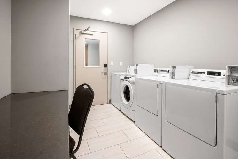 Holiday Inn Express & Suites Marysville-Guest Laundry <br/>Image from Leonardo