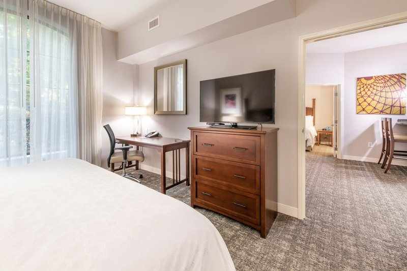 Staybridge Suites Columbia-View from King in a two bedroom suite<br/>Image from Leonardo