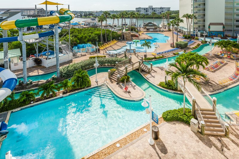 Holiday Inn & Suites Clearwater Beach S Harbour-Splash Harbour Water Park is located adjacent to our property.<br/>Image from Leonardo