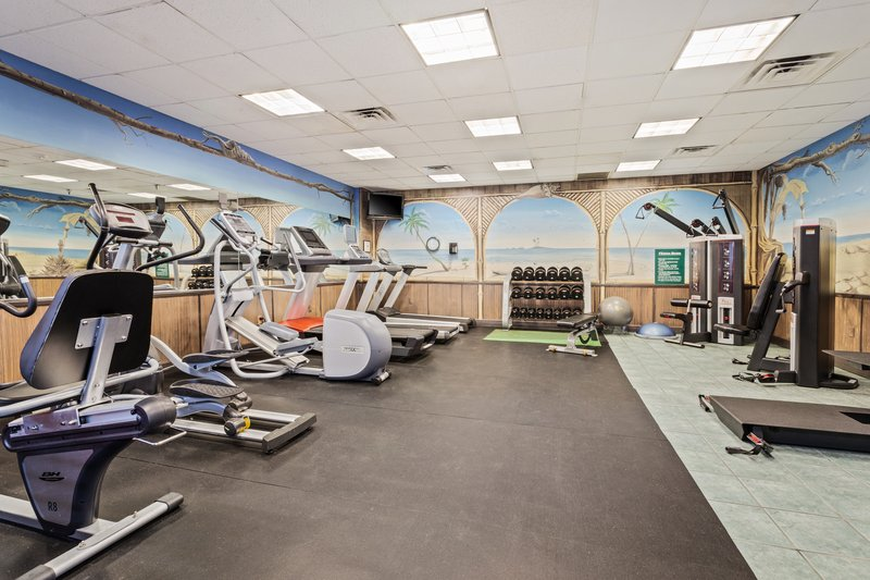 Holiday Inn & Suites Clearwater Beach S Harbour-Stick to your workout routine on vacation at our Fitness Center. <br/>Image from Leonardo