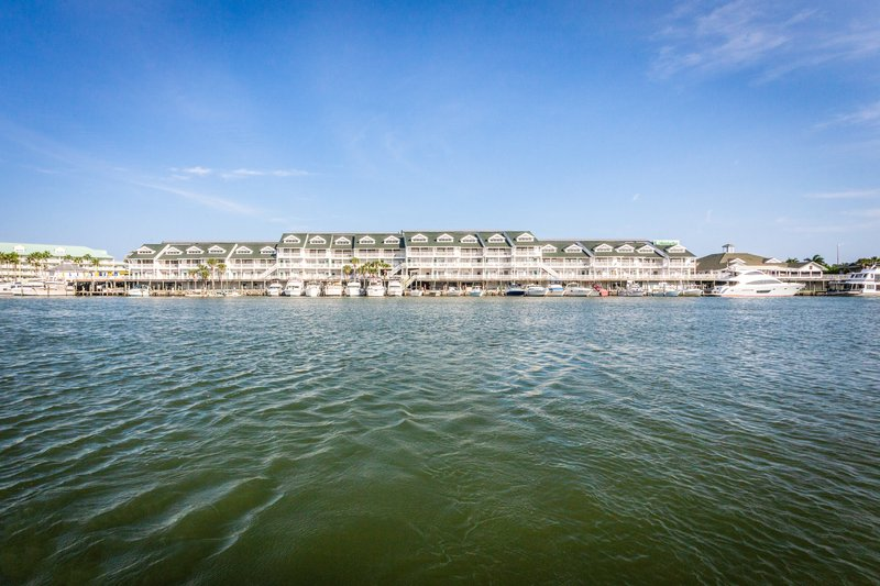 Holiday Inn & Suites Clearwater Beach S Harbour-Our 50 slip marina offers boat rentals, fishing charters and tours<br/>Image from Leonardo