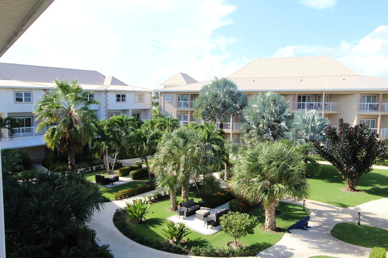 Holiday Inn Resort Grand Cayman-landscaping, tropical, Caribbean, outdoor seating, Blue Iguana<br/>Image from Leonardo
