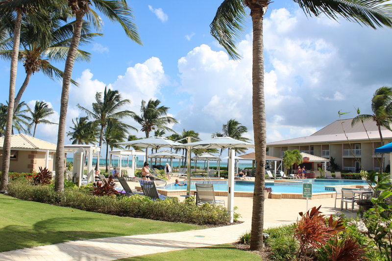 Holiday Inn Resort Grand Cayman-North Sound, Ocean Front, Outdoor Pool<br/>Image from Leonardo