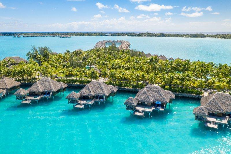 St Regis Resort Bora Bora - Overwater Premier Suite Villa <br/>Image from Leonardo