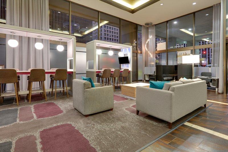 Crowne Plaza Dallas Downtown-Hotel Lobby<br/>Image from Leonardo