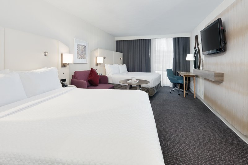 Crowne Plaza Dallas Downtown-Double Bed Guest Room<br/>Image from Leonardo
