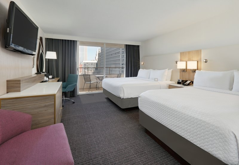 Crowne Plaza Dallas Downtown-Wheelchair Accessible<br/>Image from Leonardo