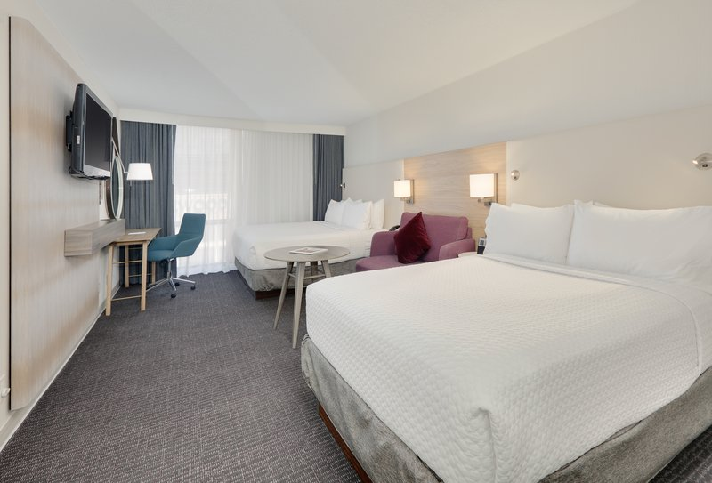Crowne Plaza Dallas Downtown-Guest Room<br/>Image from Leonardo