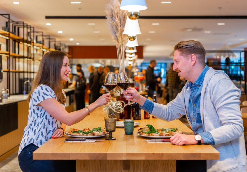 Holiday Inn Helsinki - Exhibition & Convention Centre-At our restaurant Platta you can enjoy delicious dinner<br/>Image from Leonardo