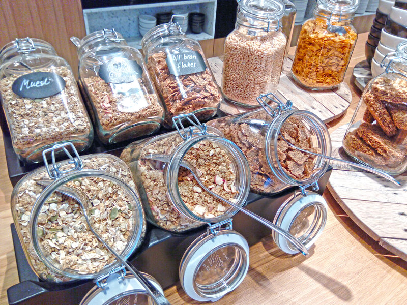 Holiday Inn Helsinki - Exhibition & Convention Centre-Select your favourite cereal<br/>Image from Leonardo