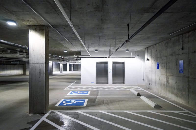 Holiday Inn Express And Suites Nashville Franklin-Underground Parking<br/>Image from Leonardo
