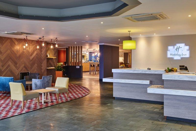 Holiday Inn Leeds - Garforth-Front Desk<br/>Image from Leonardo