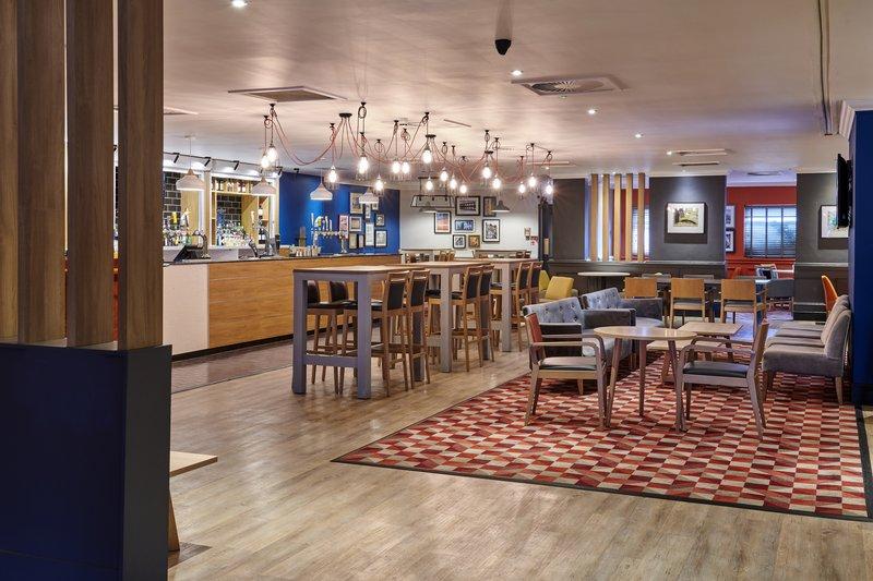 Holiday Inn Leeds - Garforth-Restaurant<br/>Image from Leonardo