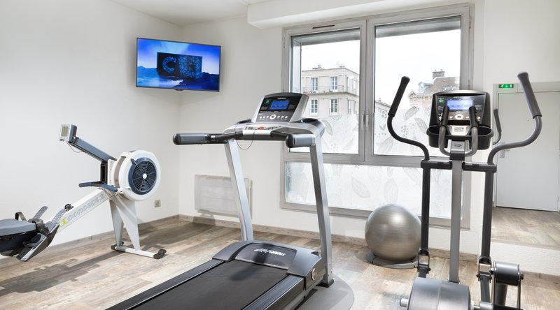 Mercure Amiens Cathedrale Hotel-Gym<br/>Image from Leonardo