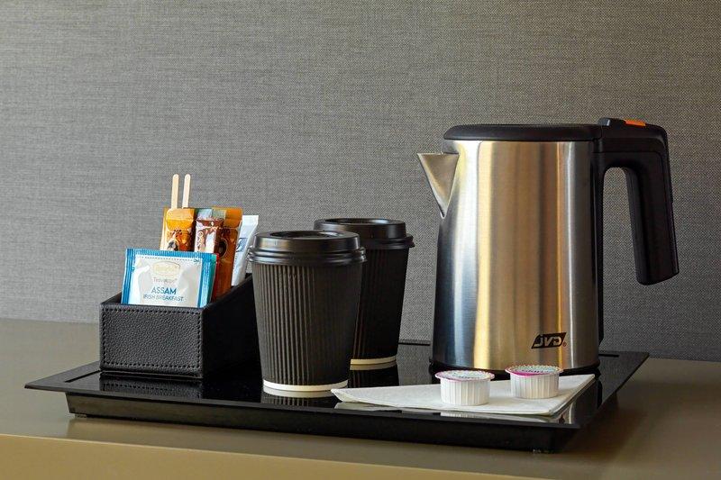 AC Hotel Nice-Guest Room - Coffee & Tea Area<br/>Image from Leonardo