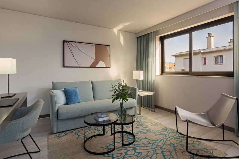 AC Hotel Nice-Junior Twin/Twin Suite - Living Area<br/>Image from Leonardo