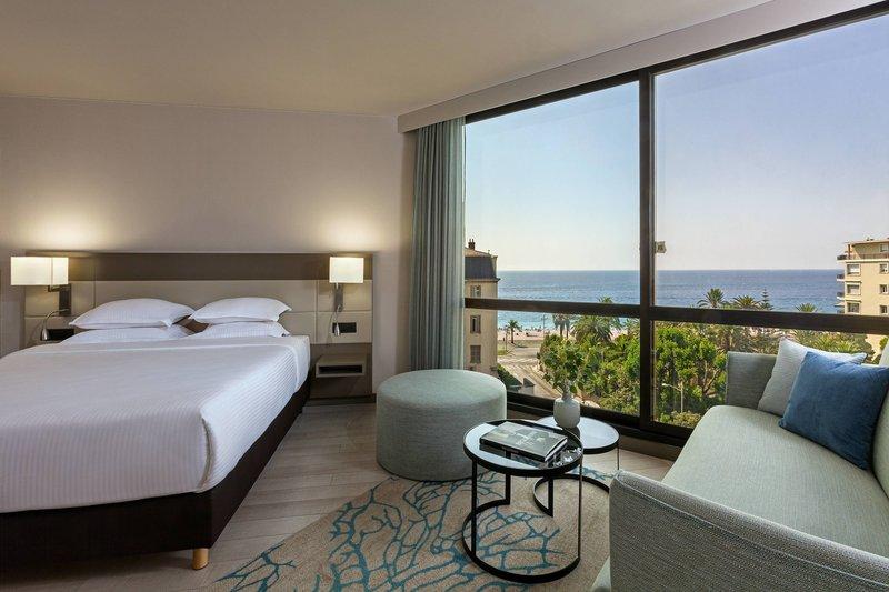 AC Hotel Nice-Junior King Suite - Living Area<br/>Image from Leonardo