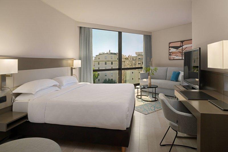 AC Hotel Nice-Junior King Suite<br/>Image from Leonardo