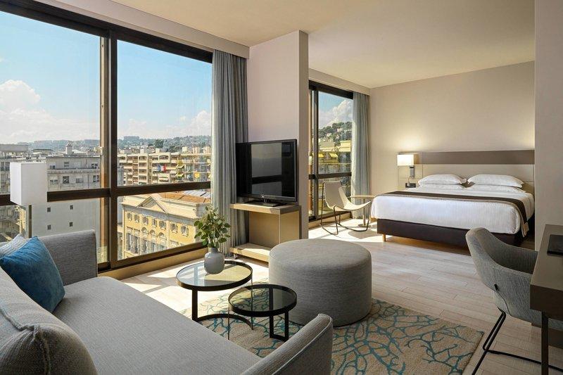 AC Hotel Nice-One-Bedroom Suite<br/>Image from Leonardo