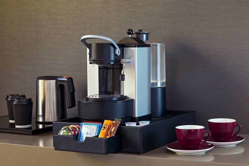AC Hotel Nice-Suite - Coffee & Tea Area<br/>Image from Leonardo