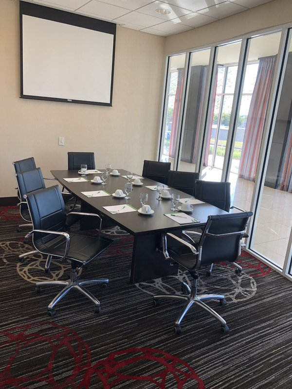 Holiday Inn Louisville Airport - Fair/Expo-Small meetings are perfect for our executive boardroom!<br/>Image from Leonardo