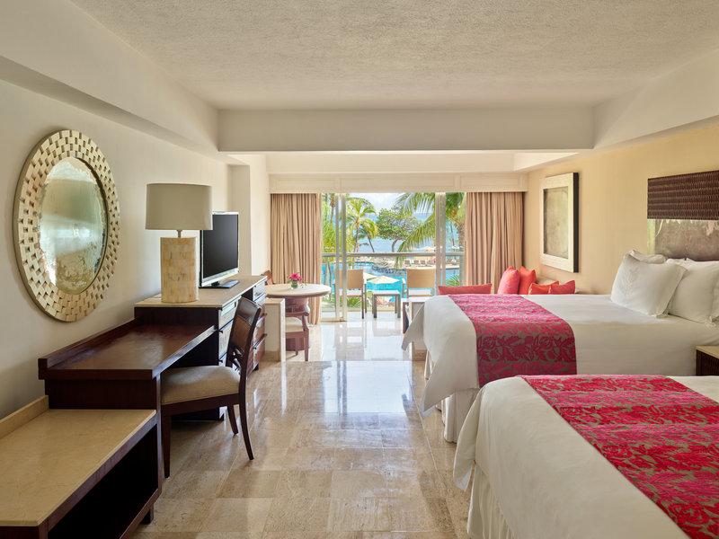 Grand Fiesta Americana Coral Beach Cancun - Jr.Suite O View <br/>Image from Leonardo