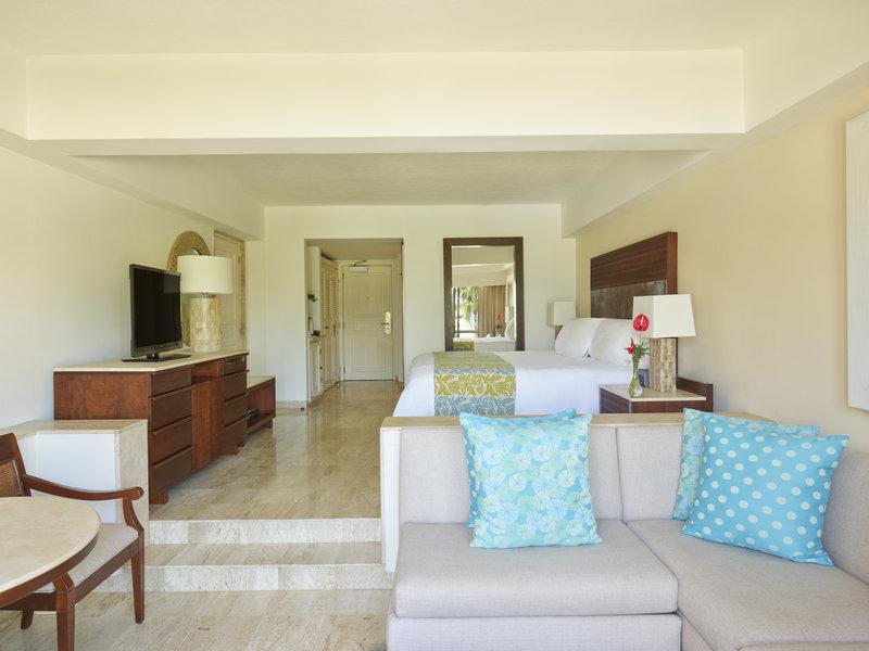 Grand Fiesta Americana Coral Beach Cancun - Jr. Suite King, Ocean View <br/>Image from Leonardo