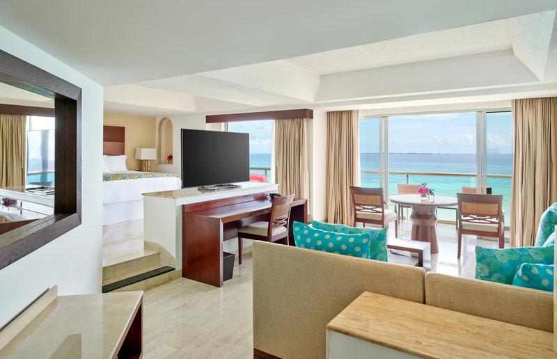 Grand Fiesta Americana Coral Beach Cancun - Master Suite Ocean Front <br/>Image from Leonardo