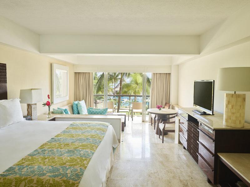 Grand Fiesta Americana Coral Beach Cancun - Jr. Suite King, Ocean View3 <br/>Image from Leonardo