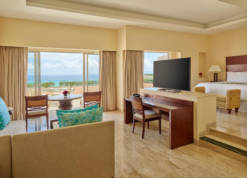 Grand Fiesta Americana Coral Beach Cancun - SuiteGobernador <br/>Image from Leonardo