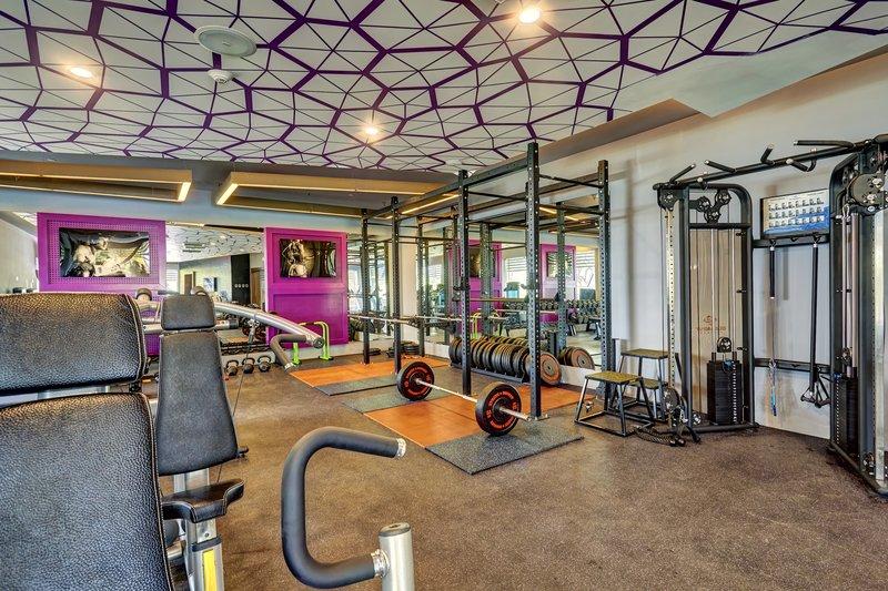 Planet Hollywood Beach Resort Costa Rica - Pumped Fitness Centre <br/>Image from Leonardo