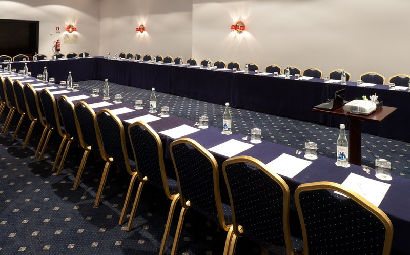 Holiday Inn Porto Gaia-Meeting Room<br/>Image from Leonardo