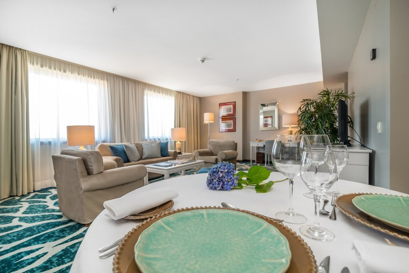 Holiday Inn Porto Gaia-Family Suite Duplex<br/>Image from Leonardo