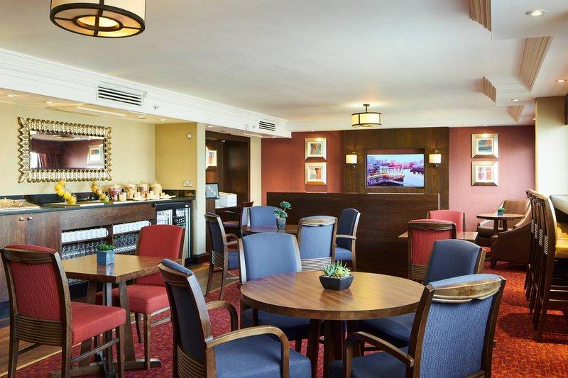 Marriott Glasgow-Executive Lounge<br/>Image from Leonardo