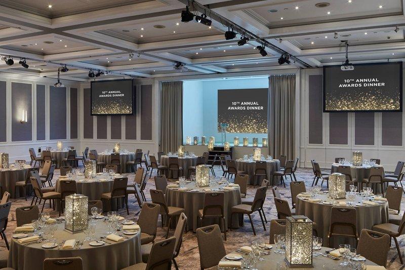 Marriott Glasgow-Clyde Suite - Social Setup<br/>Image from Leonardo