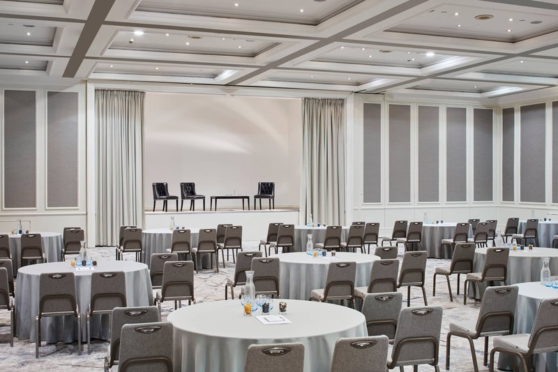 Marriott Glasgow-Clyde suite - Rounds Setup<br/>Image from Leonardo