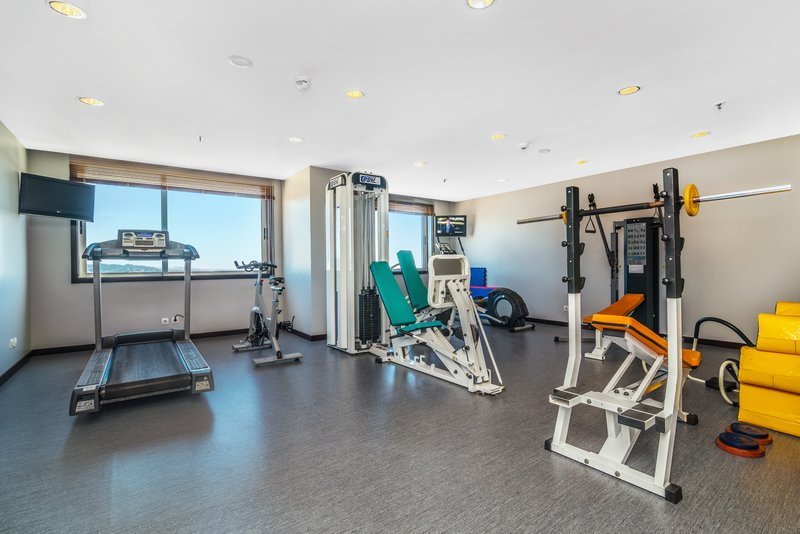 Holiday Inn Porto Gaia-Gym<br/>Image from Leonardo
