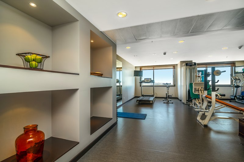 Holiday Inn Porto Gaia-Fitness Center<br/>Image from Leonardo